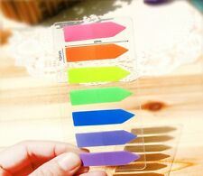 140 Pcs Colourful Arrow Index sticky memo notes Marker bookmark Tags