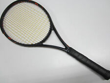 "WILSON BURN FST 99S ""SPIN"" TENNIS RACQUET (4 1/4) AUTHORIZED DEALER DEMO!"