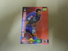 Carte adrenalyn panini - Foot 2010 - Nice - David Ramirez Ospina