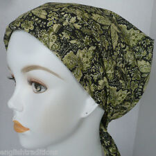 Elegant Butterflies Cancer Chemo Hair Head Wrap Bad Hair Day Scarves Hat Turban