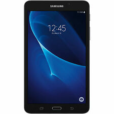 Samsung Galaxy Tab A SM-T280 8GB, Wi-Fi, 7in - Black (Latest Model) Nook by B&N