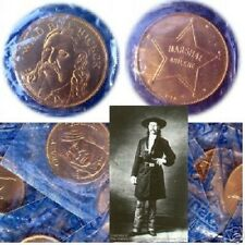 Wild Bill Hickok.  Rugged Americans Coin. Franklin Mint. Sealed!