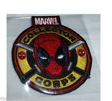 FUNKO DEADPOOL Marvel Collector Corps Exclusive DEAD POOL cloth patch