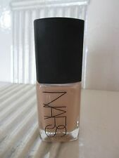 NARS SHEER GLOW FOUNDATION MEDIUM 2 SANTA FE 1 OZ NO PUMP