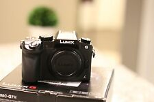 Panasonic Lumix DMC-G7 Mirrorless Micro Four Thirds Digital Camera ( Body Only )