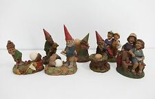 Tom Clark Gnomes lot - 7 GOLF!  buddies awesome twosome Mole in One Little Ben