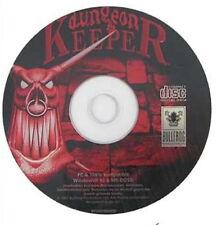 Dungeon Keeper PC deutsche Version Top der Klassiker für den PC