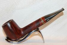 Pfeife, Pipe, Pipa BARI Amber 9520 MADE in Denmark, 9 mm Filter, NEU