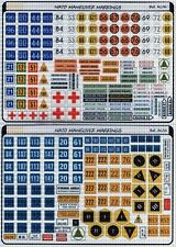 NATO MANEUVER MARKINGS 1/35