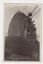 Brazil, Rio De Janeiro, Pao De Assucar RP Postcard, B199