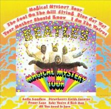 Magical Mystery Tour by The Beatles (CD, Aug-1988, Capitol/EMI Records)