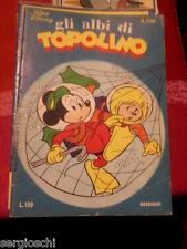 ALBI DELLA ROSA/ALBI DI TOPOLINO-1248-TOPOLINO E LA COLTURA DI OSTRIPULCINI