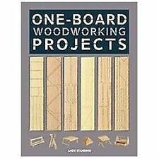 One-Board Woodworking Projects by Andy Standing (2012, Paperback)
