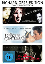 3 MOVIE COLLECTION * u.a. EIN OFFIZIER UND GENTLEMAN - RICHARD GERE # NEU OVP