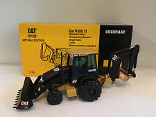 Caterpillar 436C IT Baggerlader Racing Edition von NZG 429/01 1:50 OVP