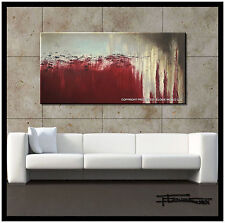 ABSTRACT MODERN CANVAS PAINTING CONTEMPORARY WALL ART........ELOISExxx