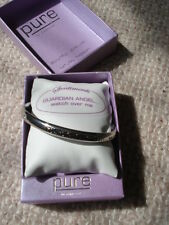 Brand New Boxed PURE by Coppercraft Bracelet/Bangle Jewellery Guardian Angel