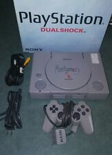 Sony Playstation One PS1 Console System with Non-Original Box