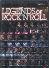DVD LEGENDS OF ROCK'N'ROLL