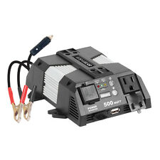 Rally 7560 500W Power Inverter W/ USB Charging Port & Map Light (Same as 7637)