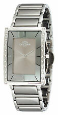 Oniss womens COUBER-COLLECTION CERAMIC, SWISS PARTS MOVEMENT, ACCENTS Crystals