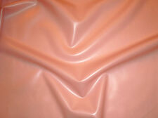 Latex Rubber, .45mm Thick, 92cm Wide, Semi Transparent Pink