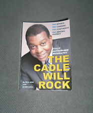 NFL : Sky Sports Presenter Kevin Cadle Autographed / Signed Biography - New Rare