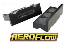 AEROFLOW NYLON MAGNETIC VICE JAWS - BLACK AF98-2002 SUIT ALUMINIUM AN FITTINGS