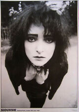 Siouxsie Sioux and the Banshees Poster 23.5 x 33 UK Import Free US Shipping