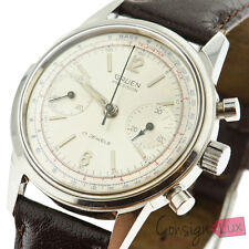 Gent's Gruen Precision - 1960s #770R-17 - Jewels - Manual Wind Chrono