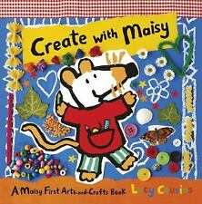 Create with Maisy: A Maisy First Arts-and-Crafts Book-ExLibrary