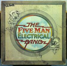 THE FIVE MAN ELECTRICAL BAND sweet paradise LP VG+ LN 1009 Vinyl 1973 Record