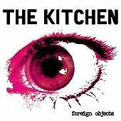 Kitchen-Foreign Objects CD   New