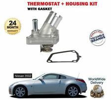 POUR NISSAN 350Z Z33 3.5 VQ35DE 2003-2007 KIT THERMOSTAT + JOINT 21200-4W010