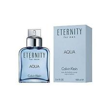 Eternity Aqua by Calvin Klein 3.4 oz EDT Cologne for Men New In Box