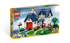 LEGO 5891 Apple Tree House - 2010 Lego Creator - New In Box - Sealed - Retired