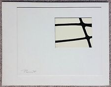 "Aubrey Penny Original Signed Modern Acrylic Painting ""Laws of Chance"" 171-A"