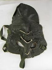 Government Issue 1972 US Military Surplus Extreme Cold Weather Face Mask Green