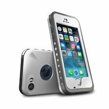 FC Waterproof Shockproof Fingerprint Scanner Touch ID Case Cover for IPhone 5 5S