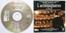L'Accompagnatrice (The Accompanist) Soundtrack, Alain Jomy, Laurence Monteyrol