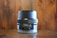 Sony SELP1650 16-50 mm F/3.5-5.6 OSS Lens in  good working condition