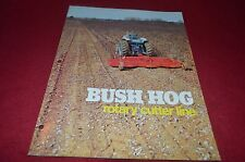 Brush Hog Rotary Cutters Buyers Guide Dealers Brochure YABE10