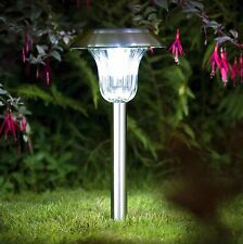 6PACK Promotion Stainless Steel Solar Lights Sogrand Independent Solar Pathway