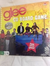 GLEE CD Board Game Corey Monteith Lea Michele Christopher Coffer
