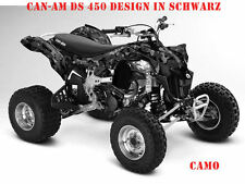 INVISION DEKOR KIT ATV CAN-AM RENEGADE, DS250,DS450,DS650 GRAPHIC KIT CAMO B