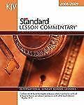 NEW! Standard Lesson Commentary-KJV: International Sunday School Lessons