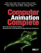 Computer Animation Complete: All-in-One: Learn Motion Capture, Characteristic, P
