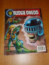 The COMPLETE JUDGE DREDD Comic - No 14 - Date 03/1993 - UK Paper Comic