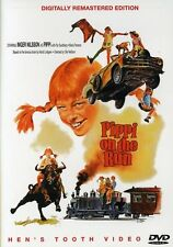 Pippi Longstocking: Pippi on the Run (2005, REGION 1 DVD New) CLR/WS