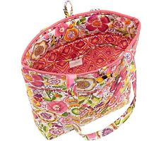 NWT Vera Bradley Tote in Clementine bag purse 10449 152 BE